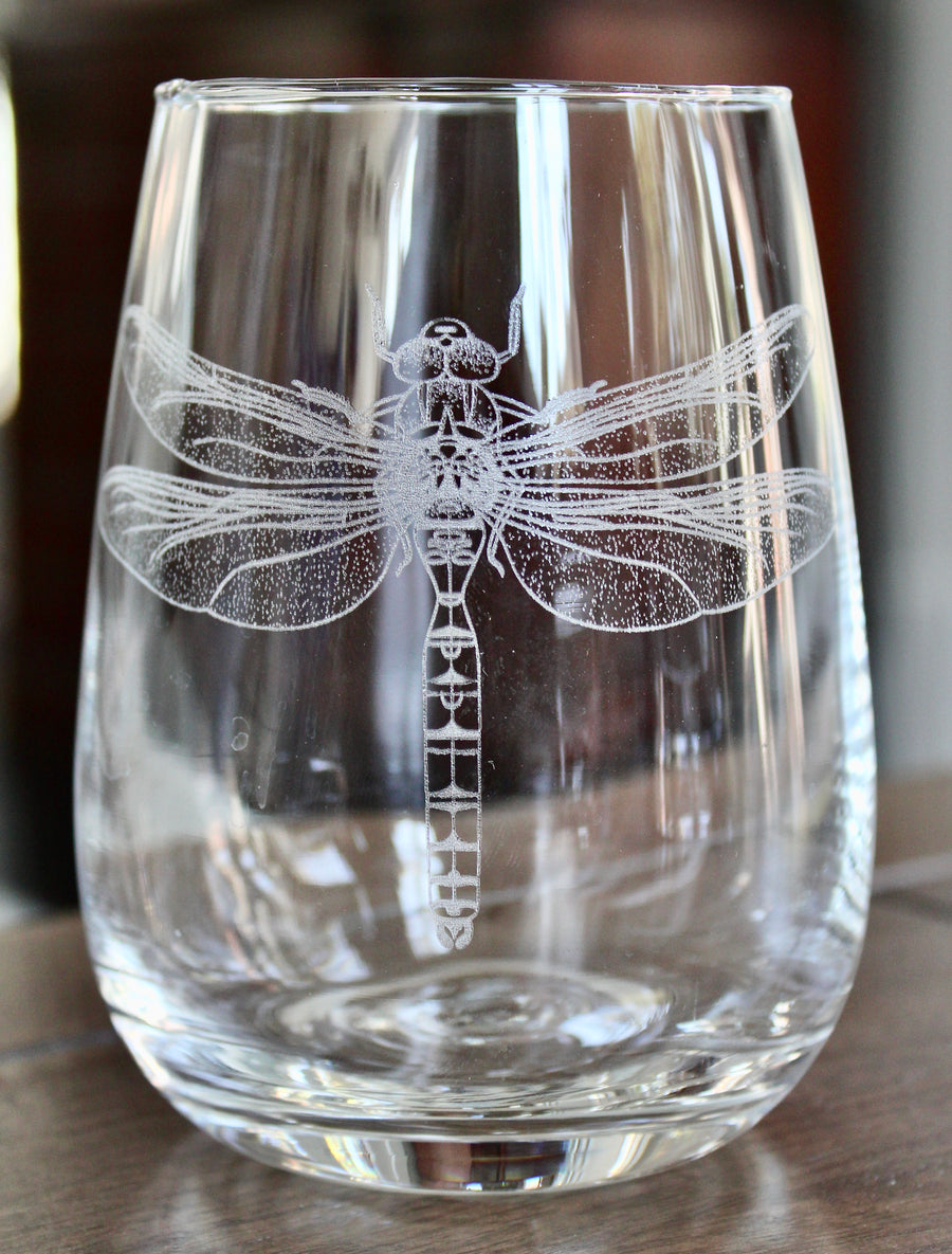 Dragonfly Glasses