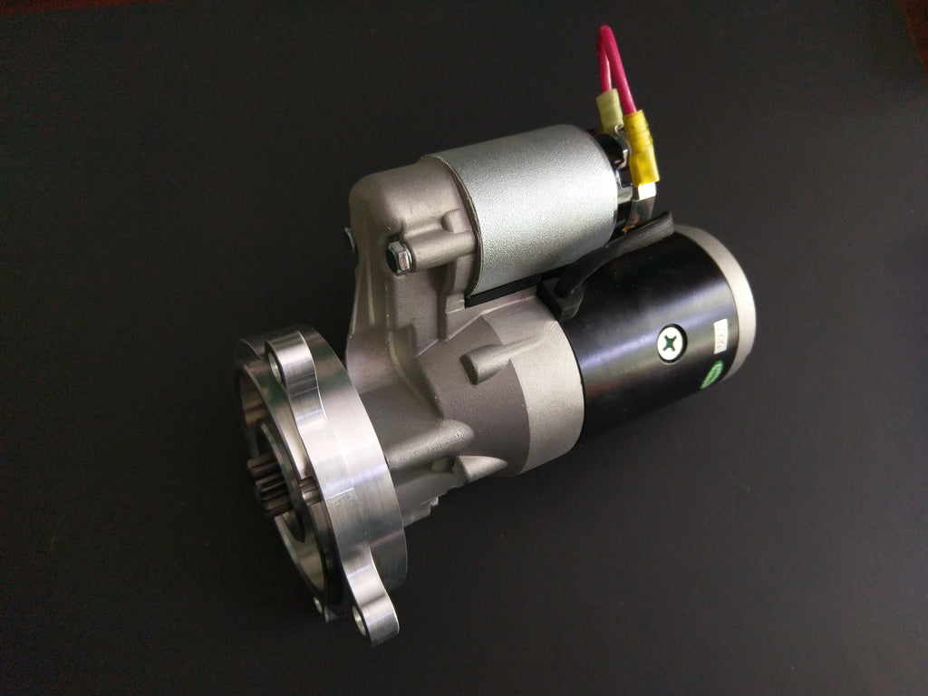 Small and Big Block Starter Motors