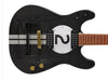 GT40 Classic Guitar - Single Inset - Black