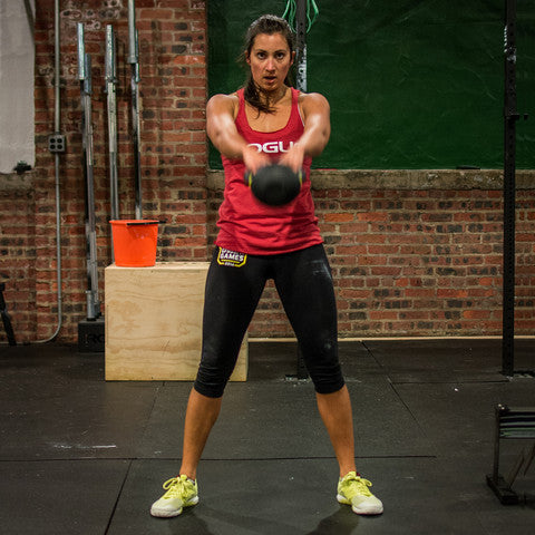 My CrossFit Philosophy by Kristin Kaschak