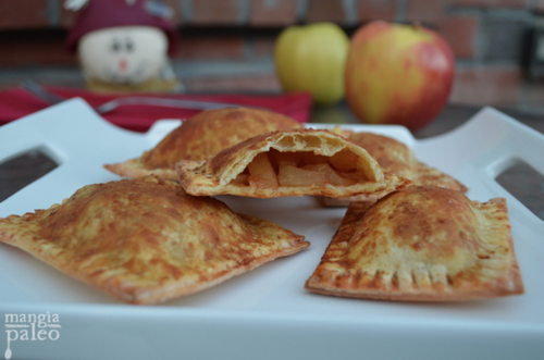 Paleo Ravioli Cinnamon Apple Pie