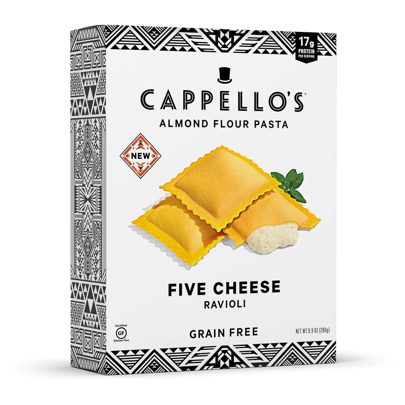 Five Cheese Ravioli