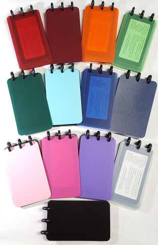Pocket Notebooks and Refills