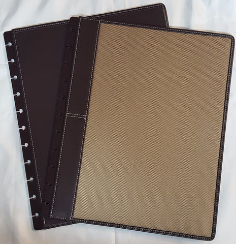 Discbound Notebook Hardback Covers, Limited Availability