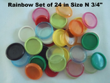 Binding Discs  Rainbow Set (28 discs)