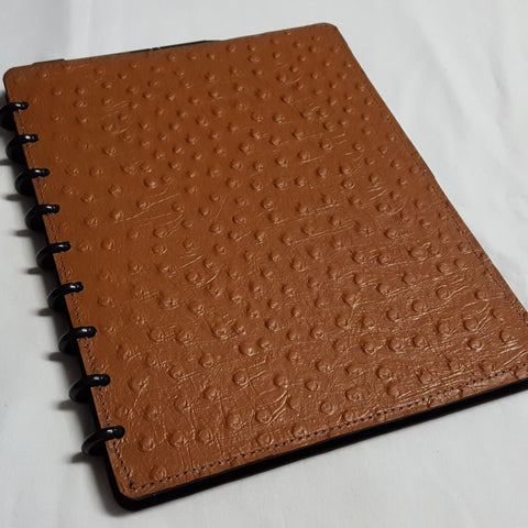 All-the-Way Leather Discbound Notebook