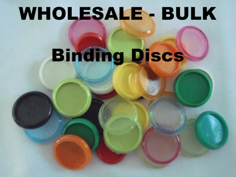 Binding Discs BULK/WHOLESALE