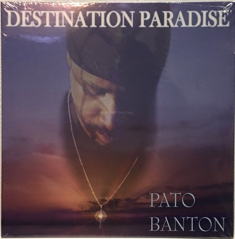 """Destination Paradise"" CD - by Pato Banton"