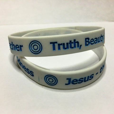 Bracelet - Rubber Wristband with Urantia Logo