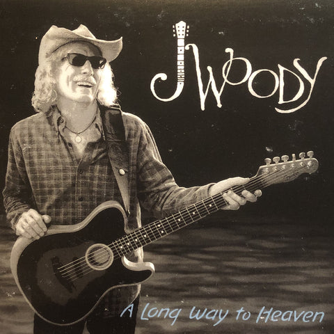 "CD – ""A Long Way to Heaven"" by James Woodward"
