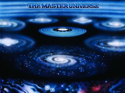 "Poster – ""The Master Universe"" by John Byron"