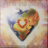 "CD –– ""Love Is The Greatest"" by Pato Banton"