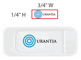 Webcam Security Cover – Urantia Logo