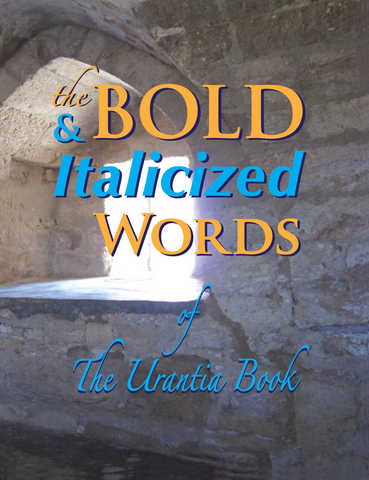 """The Bold & Italicized Words"" - by Susan Lyon"