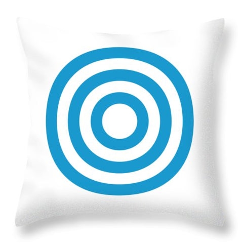 Throw Pillow - w/Banner of Michael