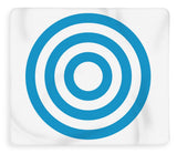 Blanket - Plush or Fleece Urantia Logo