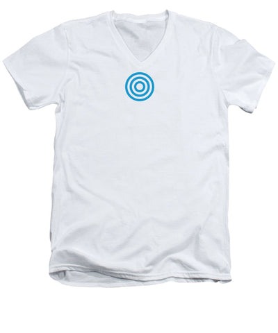 "T-Shirt – Urantia 3"" Logo V-Neck (Mens)"