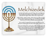 "Blanket – Plush or Fleece ""Melchizedek"""