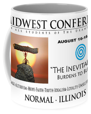 Coffee Mug - Urantia Midwest Conference