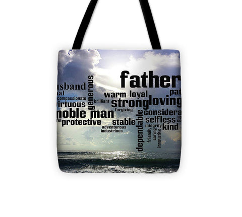 Tote Bag - Noble Man Design