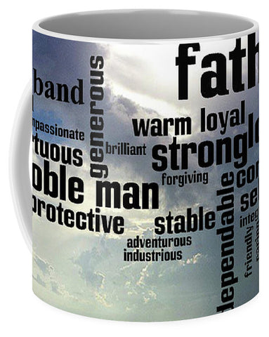 "Coffee Mug – ""Noble Man"""