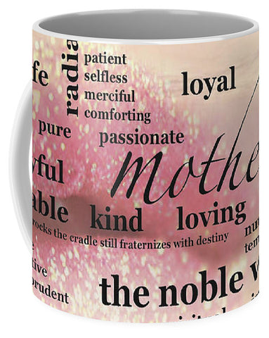 "Coffee Mug – ""Noble Woman"""