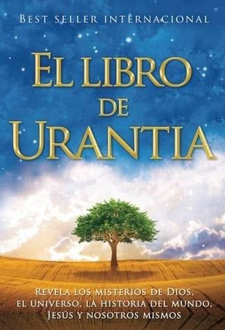 """The Urantia Book"" Spanish Soft Cover Edition by Urantia Foundation"