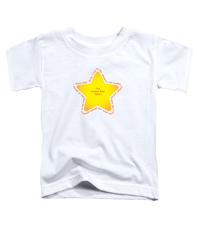 T-Shirt – Star Child Logo (Toddler)