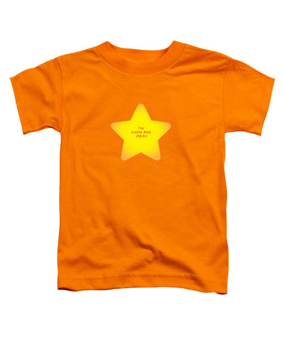 T-Shirt - Toddler Star Design