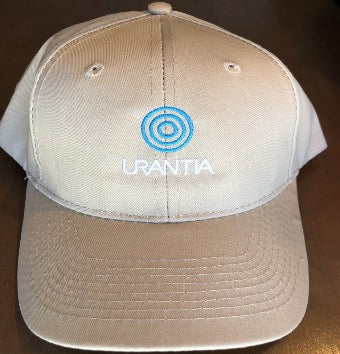 Ball Cap - Tan w/Urantia Logo