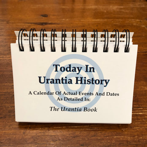 "Calendar - ""Today in Urantia History"" / Perpetual"