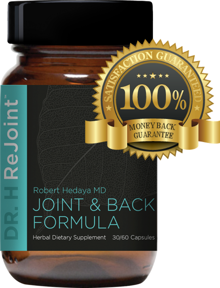 DrH REJOINT™  Joint & back formula - 60 Pill Count Bottle