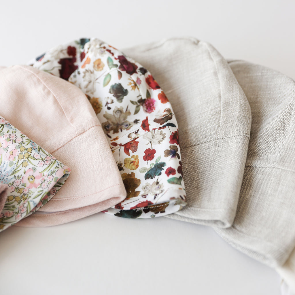 Brimmed Floral Edit Bonnet