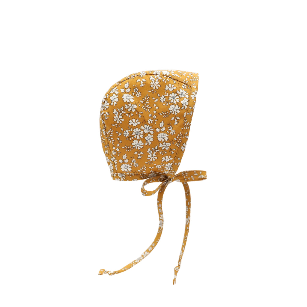 Buttercup Bonnet Sherpa-Lined