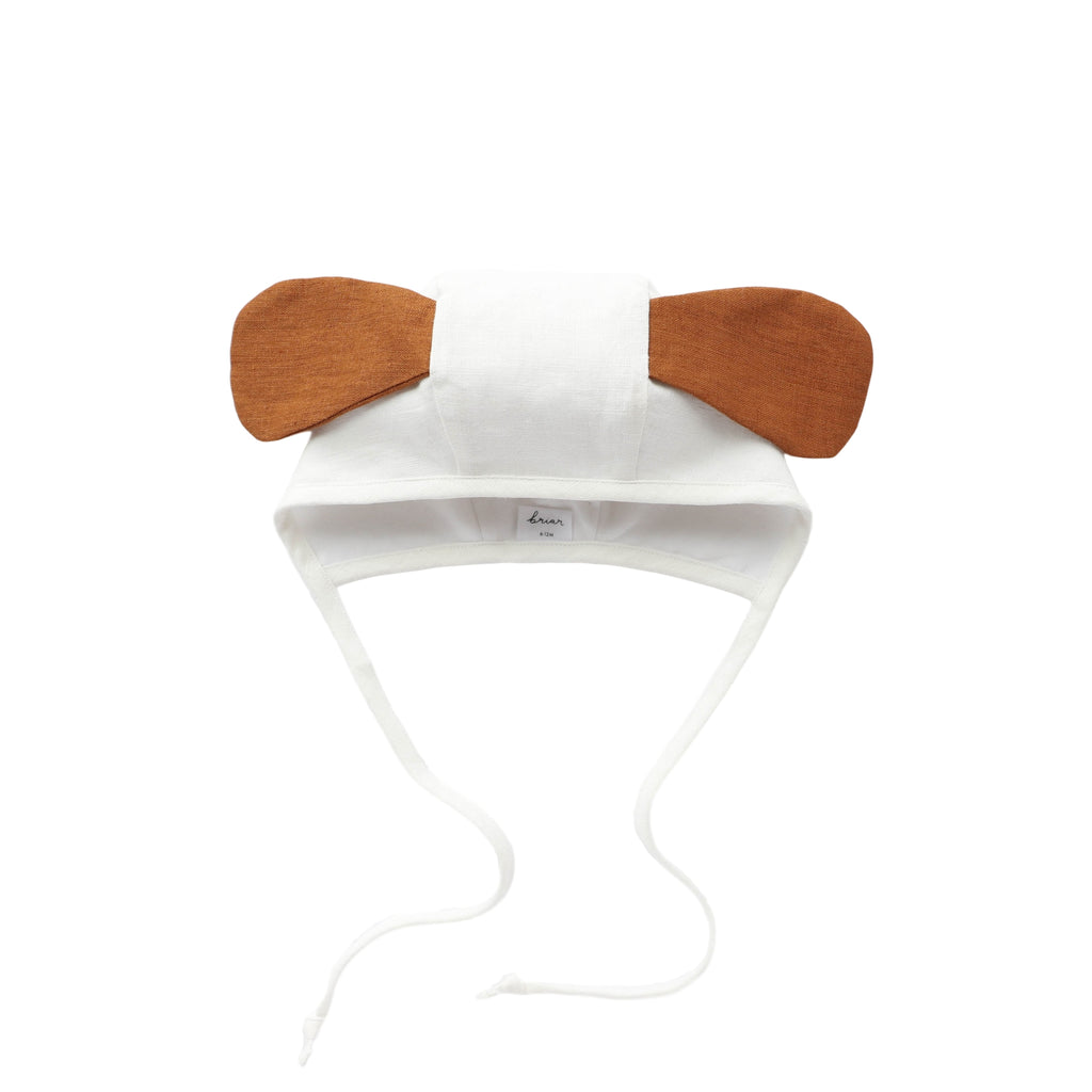 Puppy Bonnet Silk-Lined
