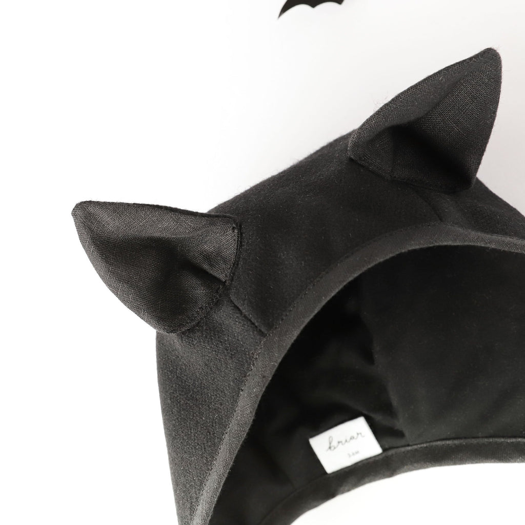 Black Cat Bonnet