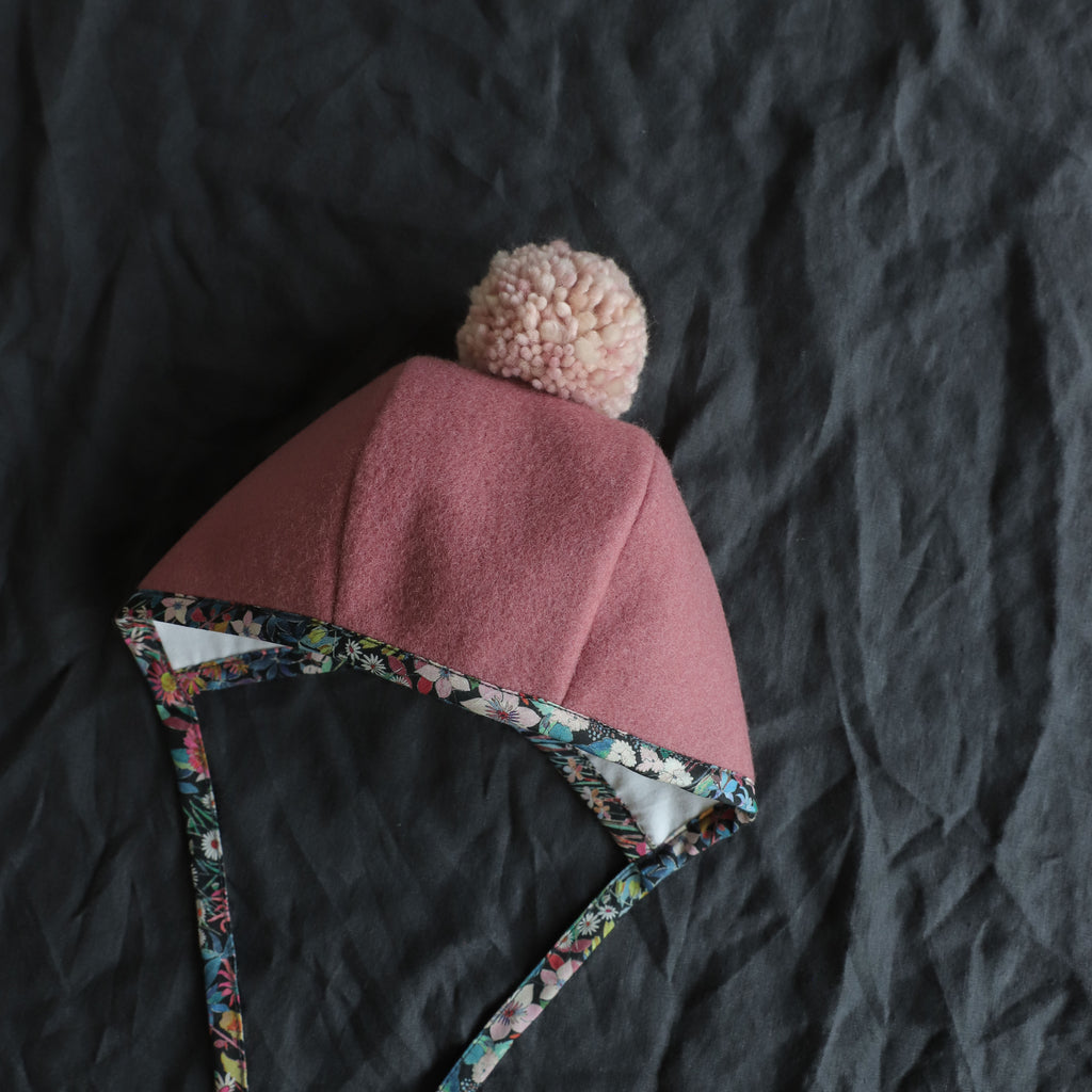 Enchanted Pom Bonnet