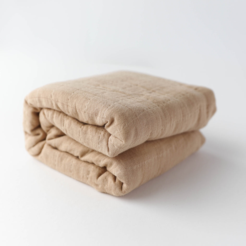Pale Taupe Swaddle