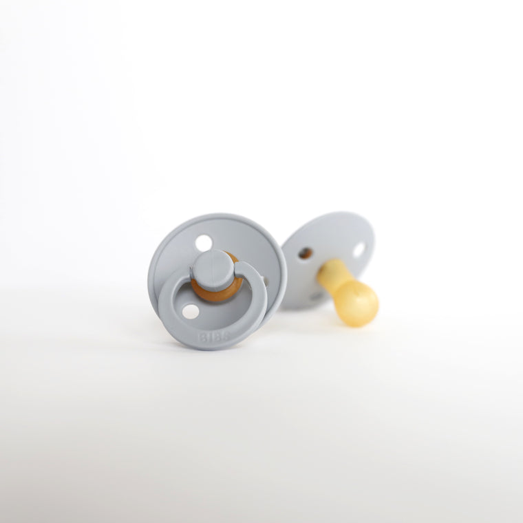 Cloud Natural Rubber Baby Pacifier