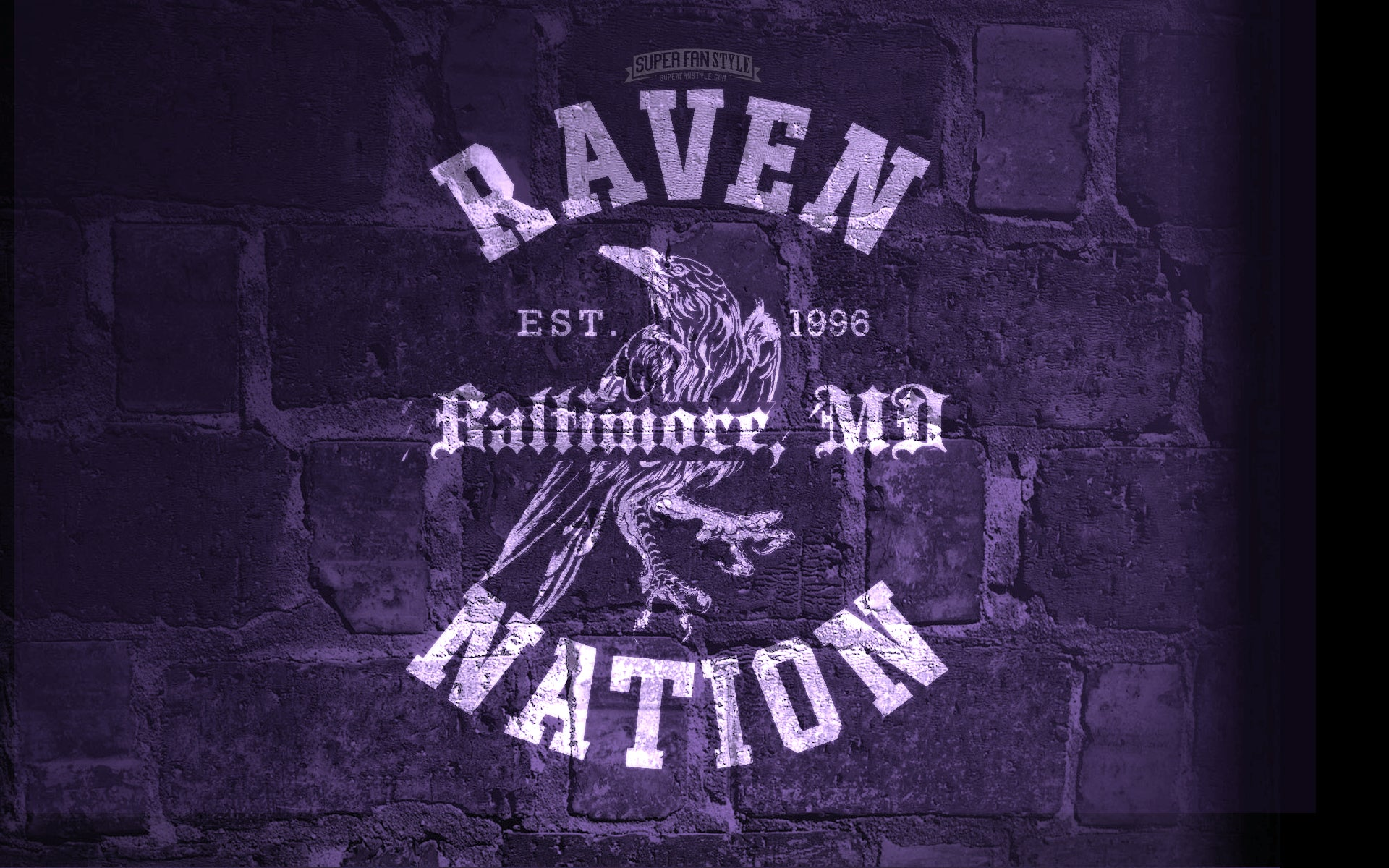 Ravens Nation Wallpaper