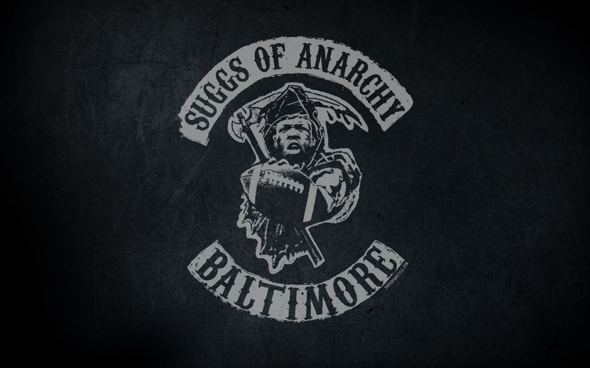 Suggs of Anarchy Wallpaper