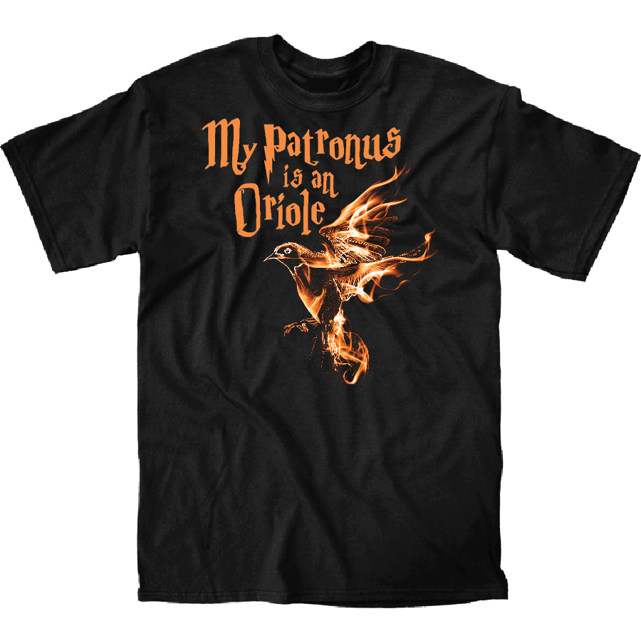 My Patronus is an Oriole - Clearance