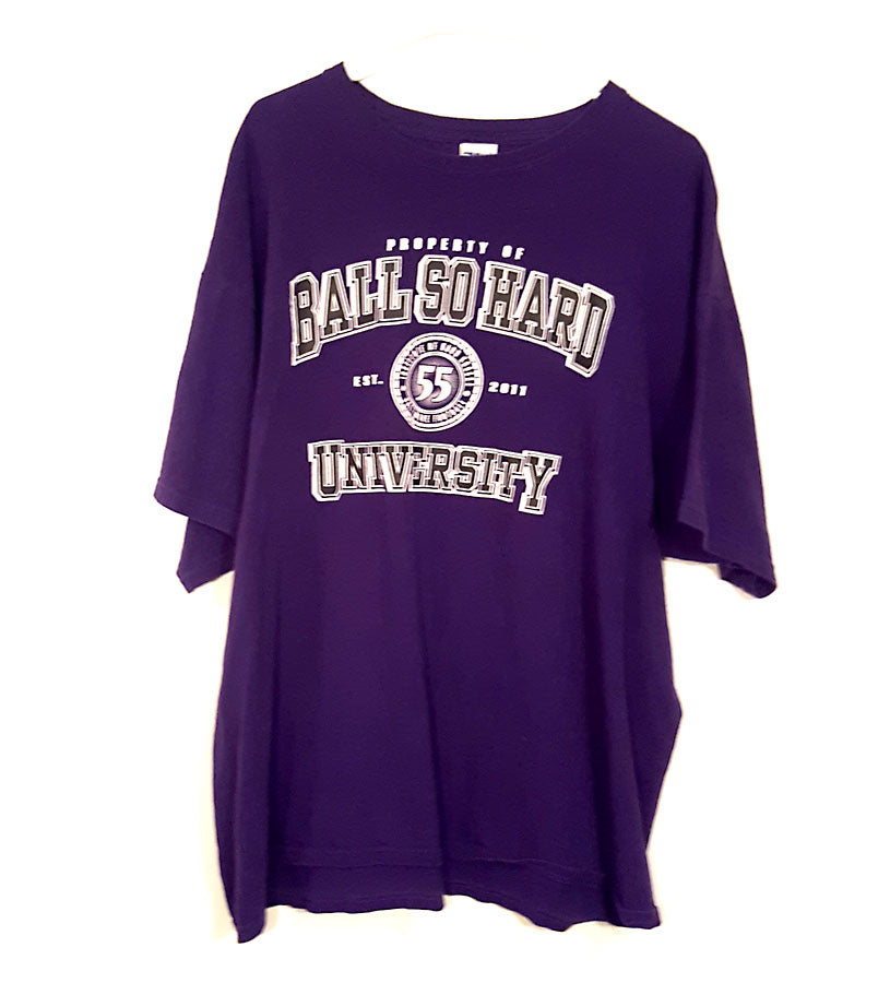 Ball So Hard University - Vintage T-Shirt