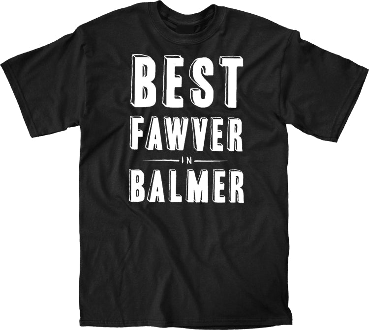 Best Fawver (Black) - Super Fan Style - 1