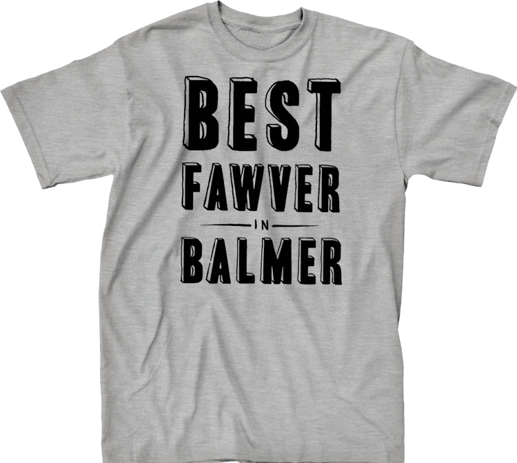Best Fawver (Heather Grey) - Super Fan Style - 1