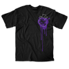 I Bleed Black and Purple - Super Fan Style - 1