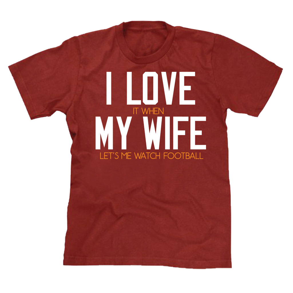 I Love My Wife - Skins - Super Fan Style - 1