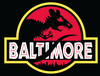 Jurassic Baltimore (Black) - Super Fan Style - 2