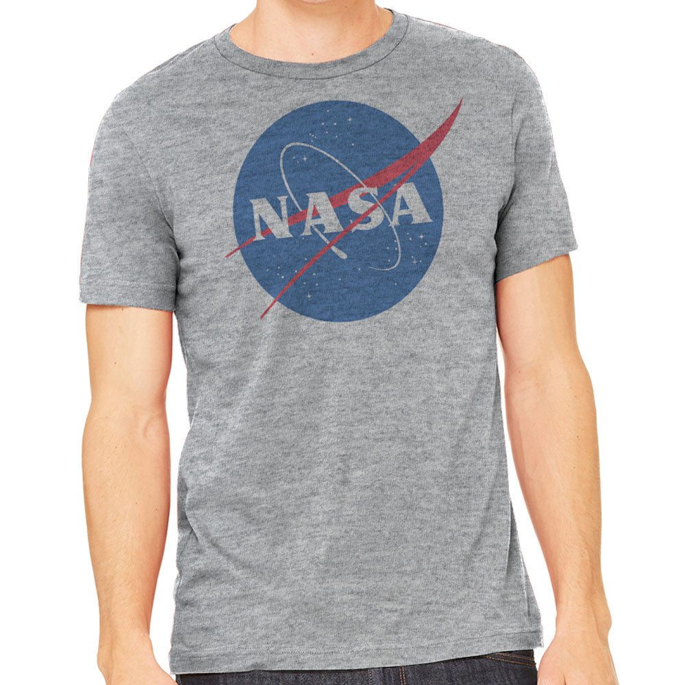 Men's Shirt - NASA Circle Logo Shirt