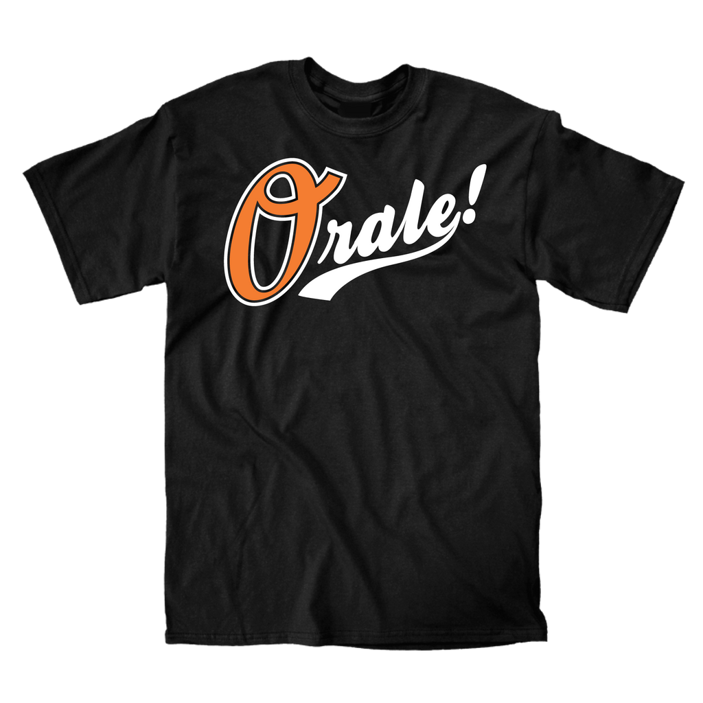 Orale O's! (Black) - Super Fan Style - 1